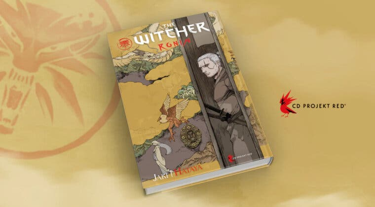 Imagen de The Witcher: Ronin se convierte en el primer manga de Geralt de Rivia