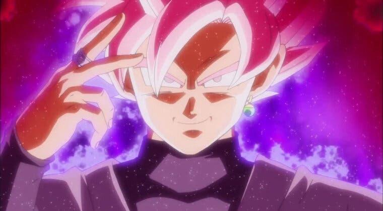 Imagen de Estas son todas las transformaciones de Goku Black (Zamasu) en Dragon Ball