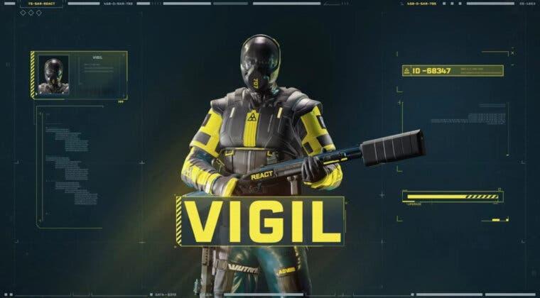 Imagen de Rainbow Six Extraction saca un nuevo trailer con las habilidades de Vigil