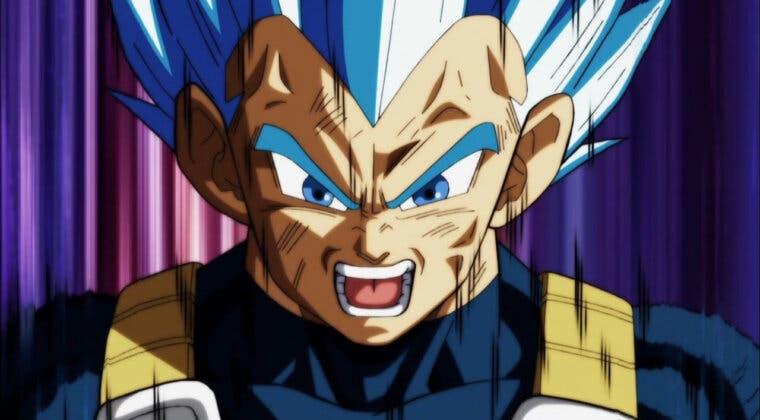 Imagen de [ACTUALIZADO] Así es la nueva transformación de Vegeta en el manga 74 de Dragon Ball Super