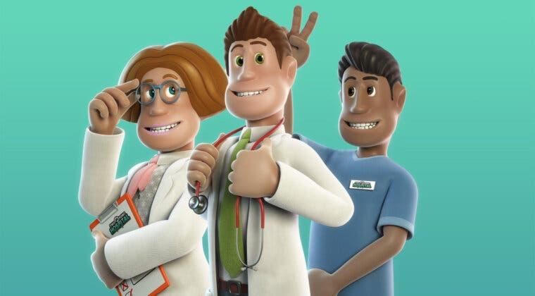 Imagen de Two Point Hospital estará disponible de forma gratuita para Nintendo Switch Online