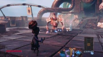 Imagen de Lost in Random confirma fecha de lanzamiento y muestra un gameplay de su combate