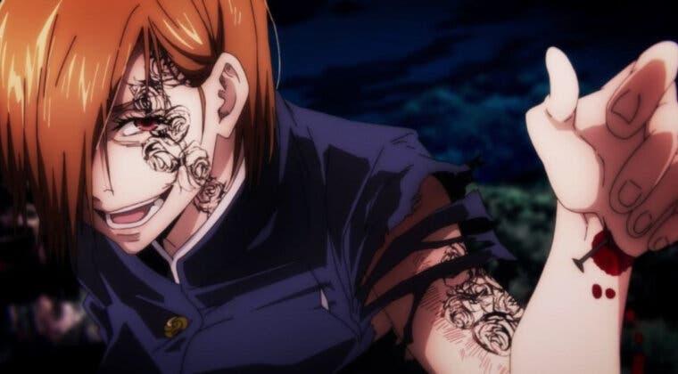 Imagen de El autor de Chainsaw Man dibuja a Nobara de Jujutsu Kaisen, y no decepciona