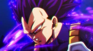 Imagen de Dragon Ball Super: El Vegeta Hakaishin es el regreso al Saiyan que llevo tiempo deseando