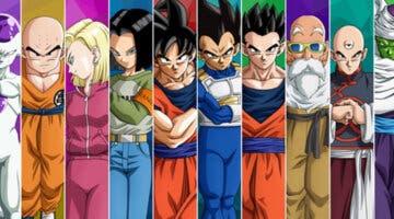 Imagen de Dragon Ball Super: Estos son los 10 personajes más populares... y no lidera Goku