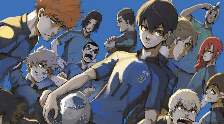 Imagen de Blue Lock podría anunciar próximamente su propio anime