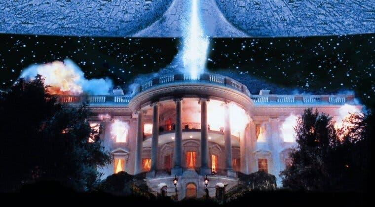 Imagen de Así se creó el mítico discurso del presidente en Independence Day