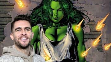 Imagen de She-Hulk ficha a Josh Segarra, ¿pero qué personaje interpretará?