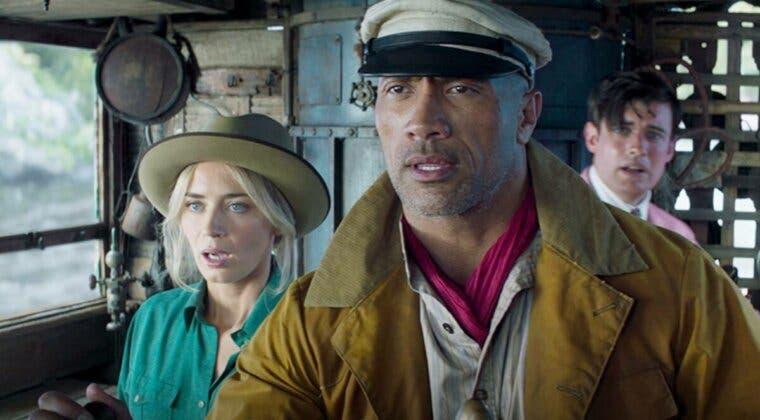 Imagen de Jungle Cruise, la película de aventuras del verano, ya está disponible en cines y en Disney Plus