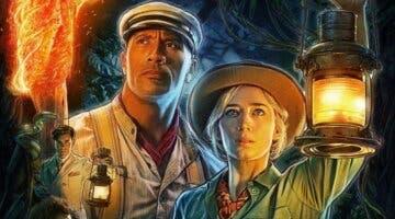 Imagen de Crítica de Jungle Cruise: Dwayne Johnson y Emily Blunt brillan en la película de aventuras del verano