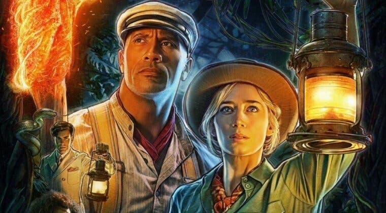 Imagen de Jungle Cruise sorprende en los cines norteamericanos recaudando más de lo previsto