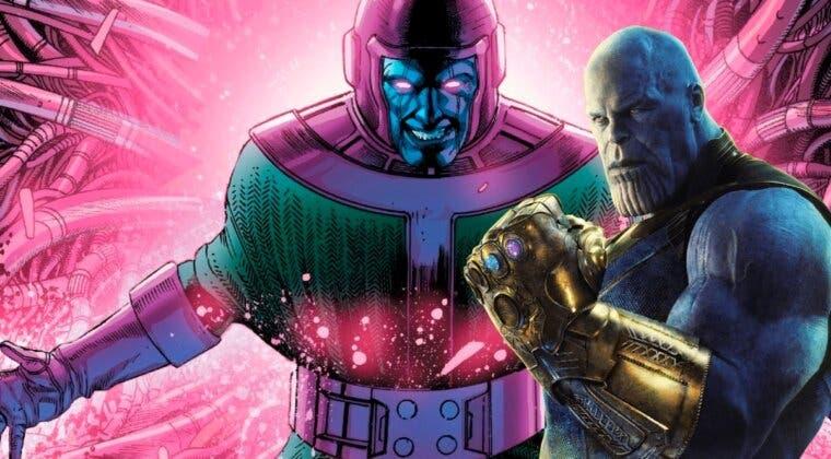 Imagen de Un guionista de Loki responde a las teorías de Kang siendo el nuevo Thanos de la fase 4 del UCM