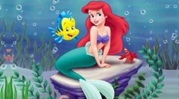 Imagen de Halle Bailey anuncia el final del rodaje de La Sirenita con esta foto