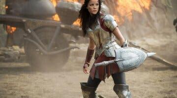 Imagen de El futuro de Lady Sif en Thor: Love and Thunder: ¿se quedará en el UCM?