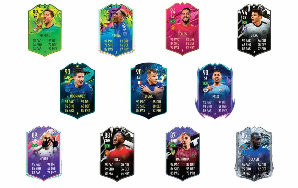 Links verdes de Bernard FUTTIES. FIFA 21 Ultimate Team