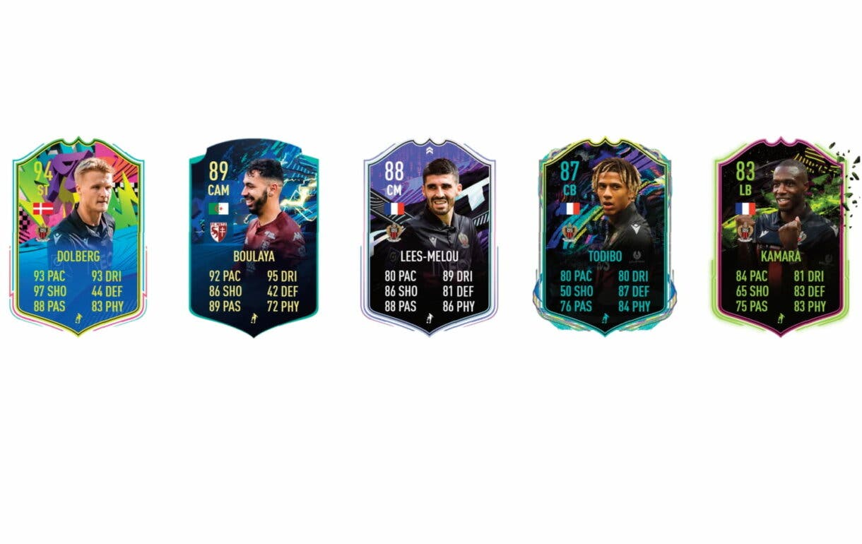 Links verdes de Youcef Atal FUTTIES FIFA 21 Ultimate Team