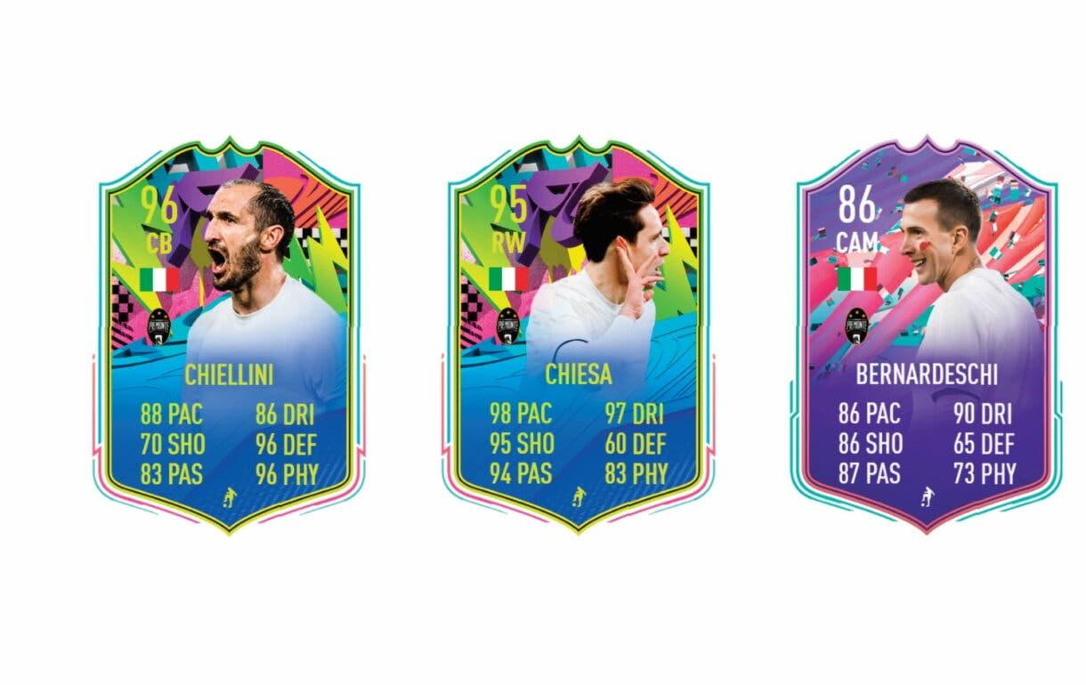 Links perfectos de Bonucci Summer Stars. FIFA 21 Ultimate Team