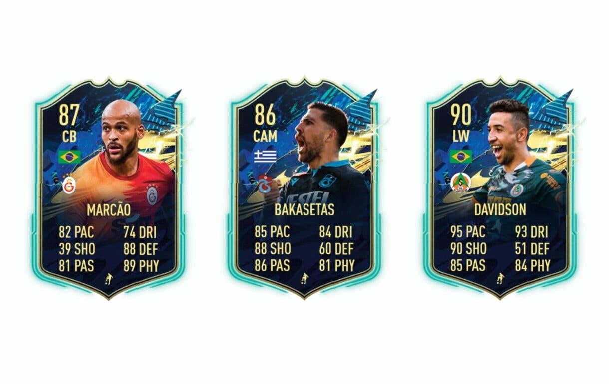 Links verdes de Bruno Peres FUTTIES. FIFA 21 Ultimate Team