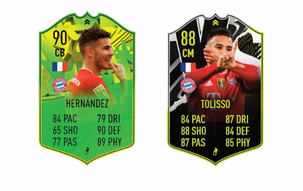 Links perfectos de Coman FUTTIES. FIFA 21 Ultimate Team