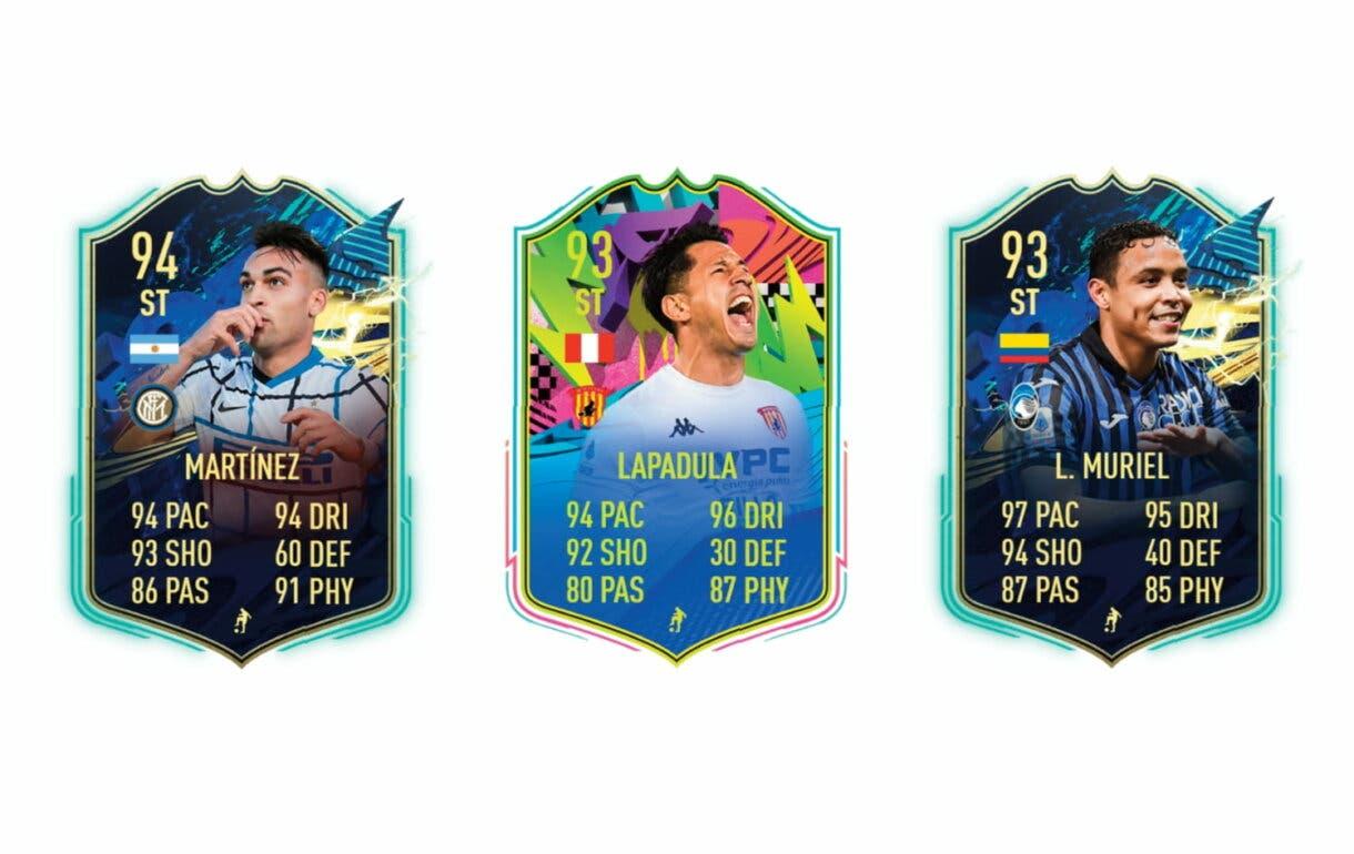 FIFA 21: este popular argentino aparecería como FUTTIES SBC según una reciente filtración ejemplo delanteros Serie A Ultimate Team