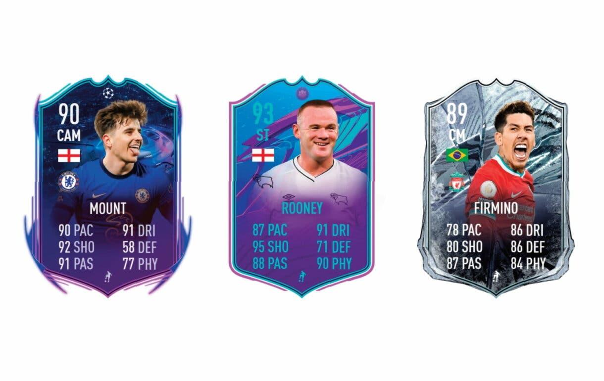 FIFA 21: aparecen cartas antiguas de SBC como free to play en los nuevos objetivos (además de sobres gratuitos) Hitos Días del Draft Ultimate Team