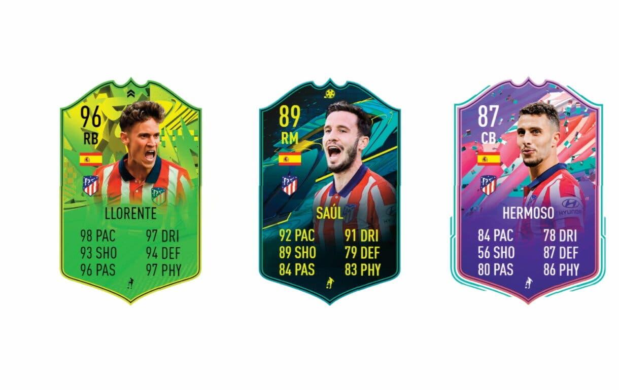 Links perfectos de Koke FUTTIES. FIFA 21 Ultimate Team