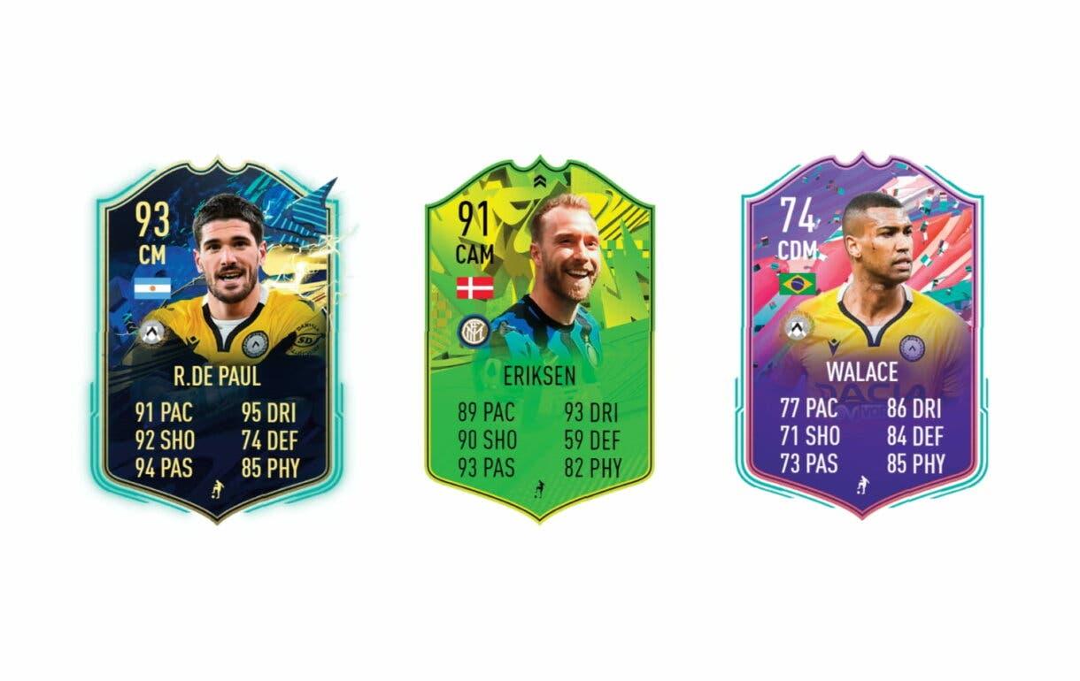Links verdes de Larsen Jugador de Nación. FIFA 21 Ultimate Team
