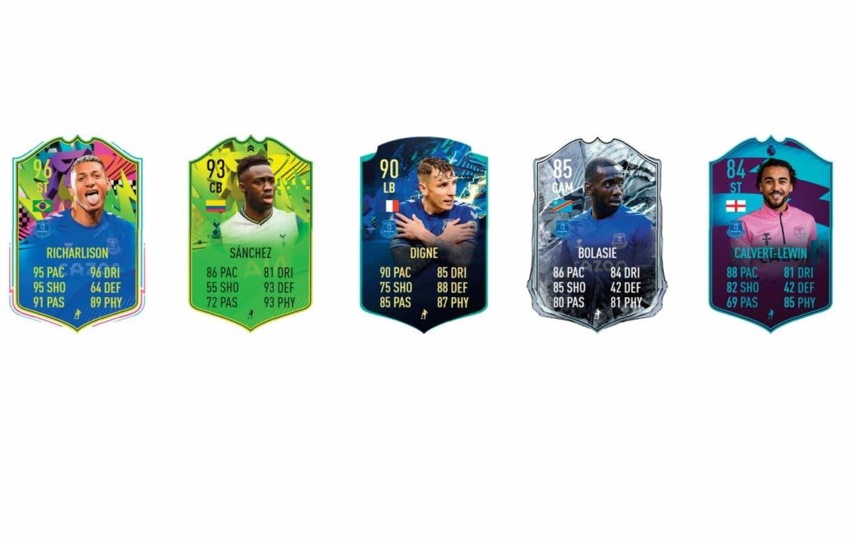 Links verdes de Mina Summer Stars. FIFA 21 Ultimate Team