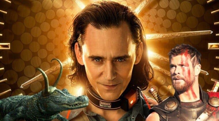 Imagen de AlligaThor: Así de espectacular luciría la versión caimán del hermano de Loki