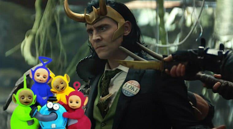 Imagen de Seguro que no te distes cuenta de esta referencia de los Teletubbies en Loki