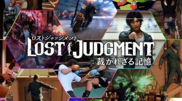 Imagen de Lost Judgment hace gala de su gran variedad de situaciones en un nuevo gameplay