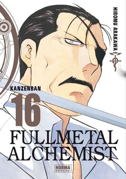 manga Fullmetal Alchemist