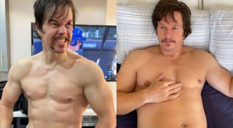 Imagen de El truco de Mark Wahlberg para engordar 9 kilos en pocos días y que solo fue divertido durante una hora