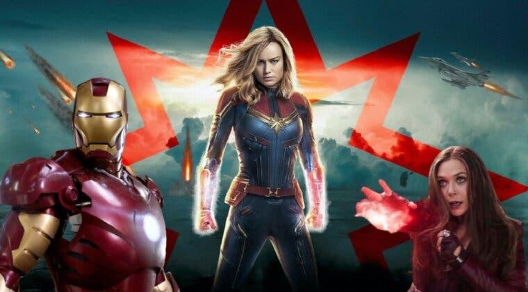 Imagen de Estos son los 7 Vengadores más poderosos del Universo Cinematográfico de Marvel