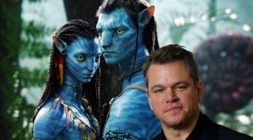 Imagen de Avatar y el motivo por el que Matt Damon perdió 280 millones de dólares
