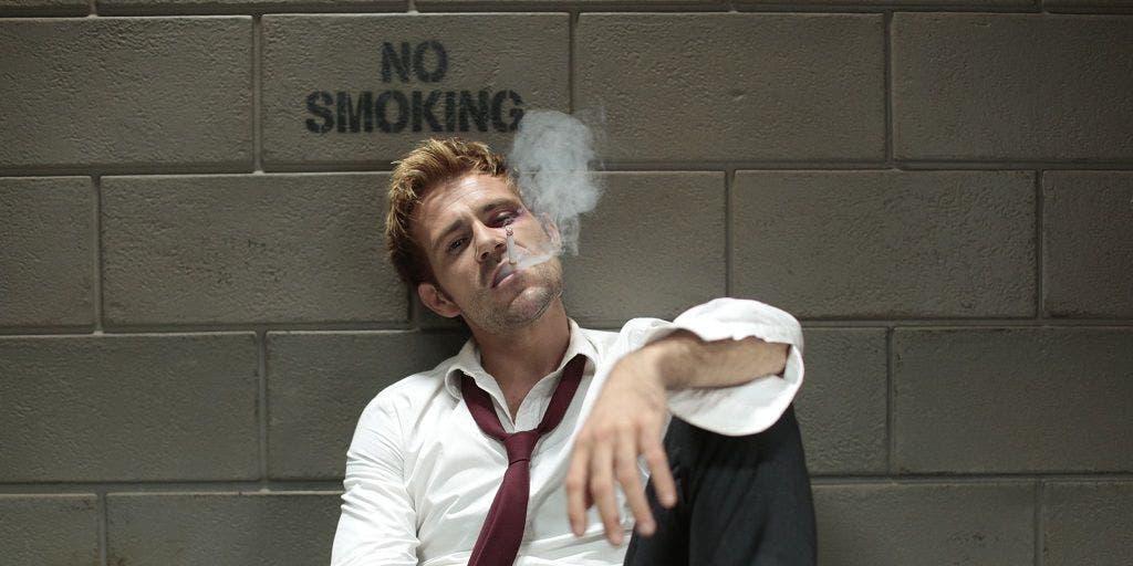 Matt Ryan: Leyendas del Mañana en el papel de Constantine