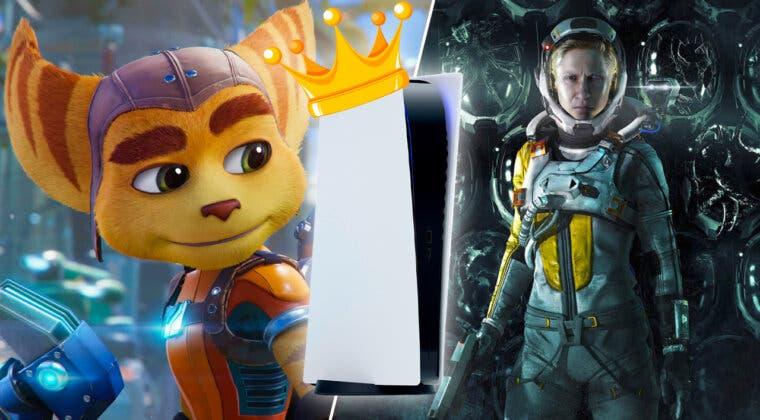 Imagen de Los mejores juegos de PS5 en 2021