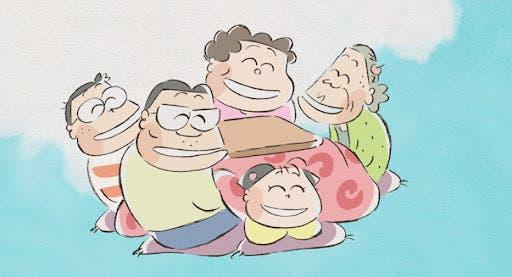 Mis Vecinos los Yamada Studio Ghibli