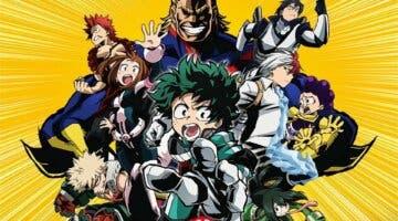 Imagen de Boku no Hero: En este orden has de ver las temporadas del anime, OVA y las películas