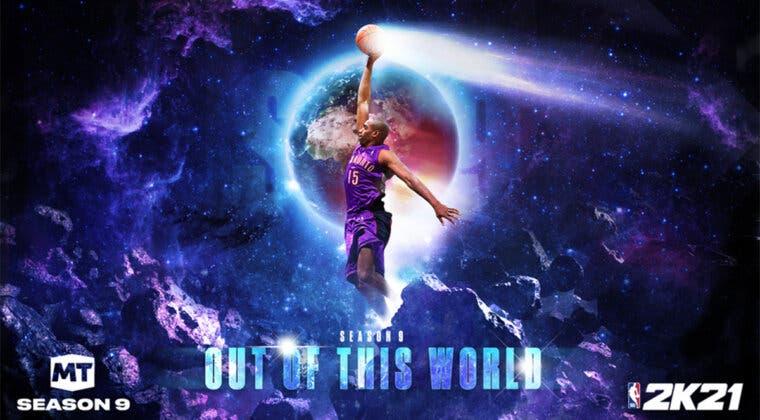Imagen de NBA 2K21 se despide de Mi Equipo con una temporada inspirada en 'Space Jam: Nuevas Leyendas'