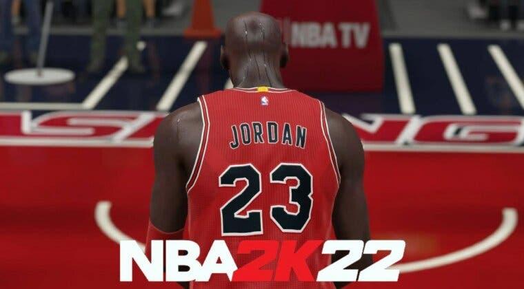 Imagen de Confirmadas las portadas oficiales de NBA 2K22