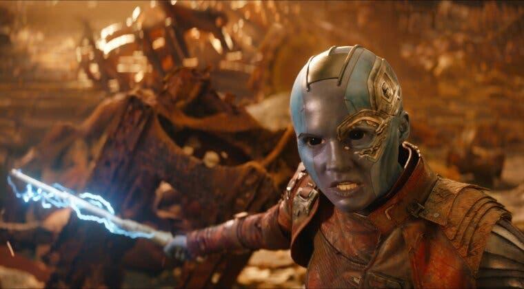 Imagen de Karen Gillan tiene claro que su Nebula tiene que continuar tras Guardianes de la Galaxia Vol. 3