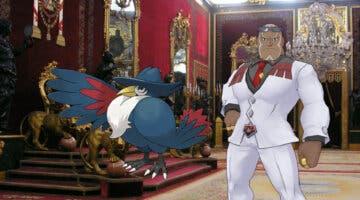 Imagen de Pokémon Masters EX: Así es la pareja de compis formada por Néstor y Honchkrow