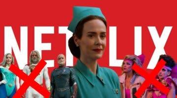 Imagen de Estas son todas las series canceladas y renovadas por Netflix en 2021