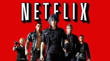 Imagen de Final Fantasy tendría en camino una serie live-action para Netflix, de acuerdo a un reporte