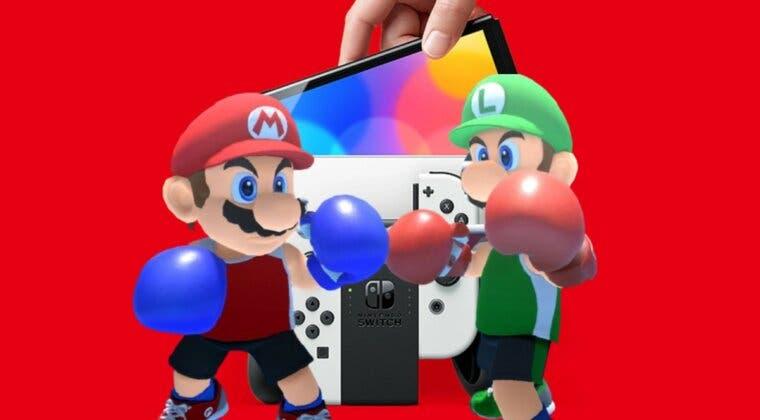 Imagen de Nintendo Switch OLED: Comprar o no comprar, esa es la cuestión