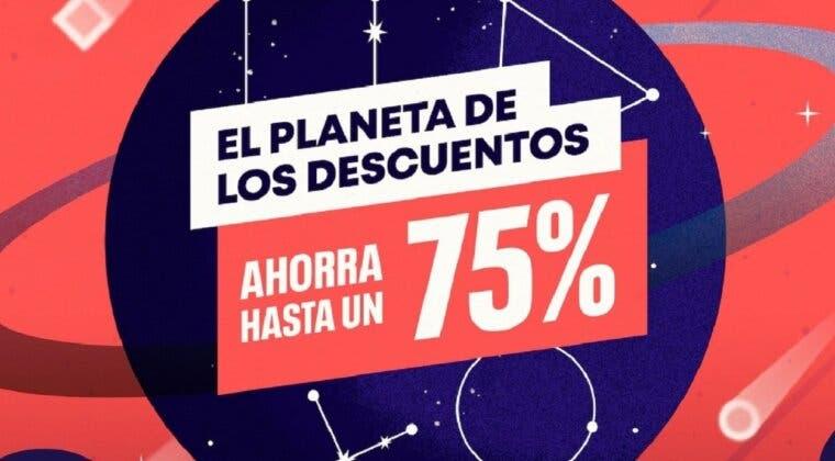 """Imagen de Llega a PS Store """"El Planeta de los Descuentos"""" con ofertas en juegos de PS4 y PS5"""