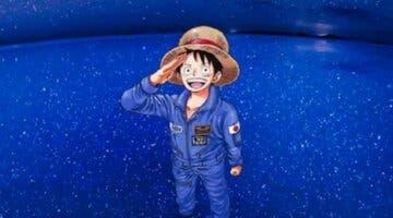 Imagen de El Thousand Sunny de One Piece viajará al espacio, y los fans podrán seguirlo en Realidad Aumentada