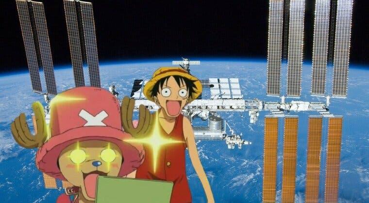 Imagen de One Piece se va al espacio con su nueva colaboración... y prepara un gran proyecto