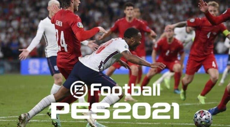 Imagen de PES 2021:  así es la divertida parodia de los regalos arbitrales de la Euro 2020 a Inglaterra